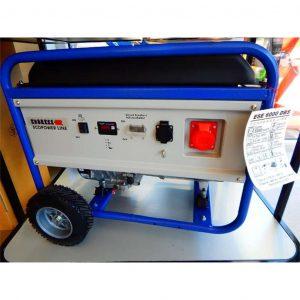 Notstromaggregat, Stromerzeuger ESE 6000 DBS