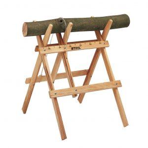 STIHL Sägebock aus Holz