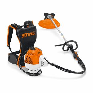 STIHL FR 410 C-E Rückentragbare Benzin-Motorsense