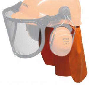 STIHL Nackenregenschutz Innenbefestigung