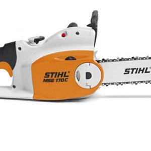 STIHL MSE 170 C-B Elektrosäge mit Kettenschnellspannung