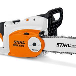 STIHL MSE 210 C-B Elektrosäge mit Kettenschnellspannung
