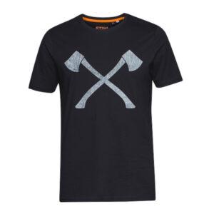 STIHL T-Shirt AXE WOOD