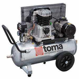 TOMA Kompressor 05z verzinkt