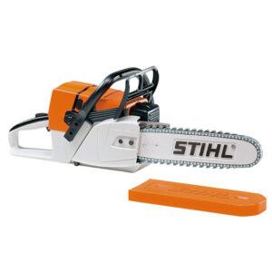 STIHL Spielzeug-Säge mit Batteriebetrieb